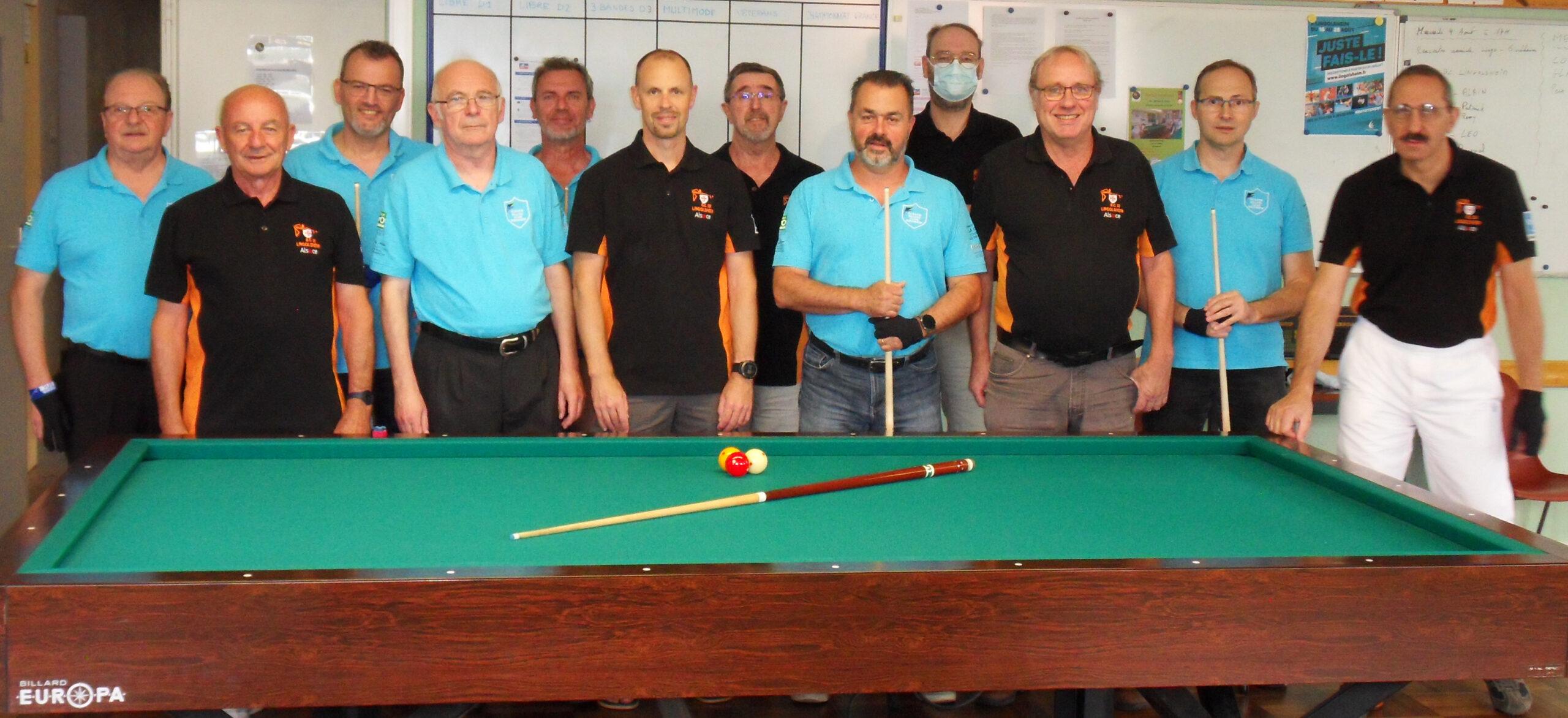 Rencontre amicale estivale Lingolsheim vs Bischheim